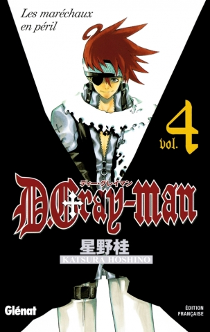 D.Gray-Man - Édition originale - Tome 04
