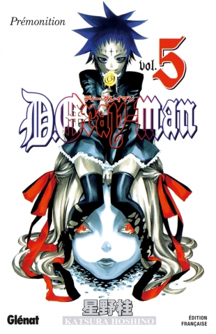 D.Gray-Man - Édition originale - Tome 05
