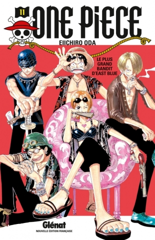 One Piece - Édition originale - Tome 11