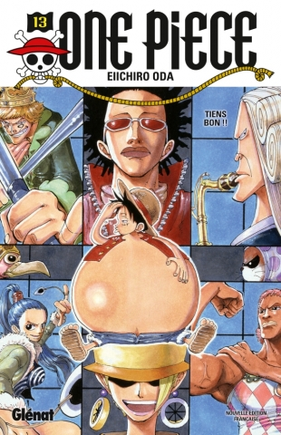One Piece - Édition originale - Tome 13