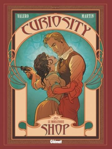 Curiosity Shop - Tome 03