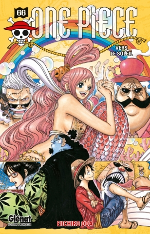 One Piece - Édition originale - Tome 66