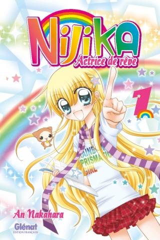 Nijika actrice de rêve - Tome 01
