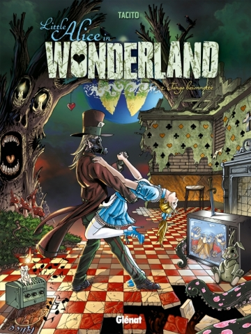 Little Alice in Wonderland - Tome 02