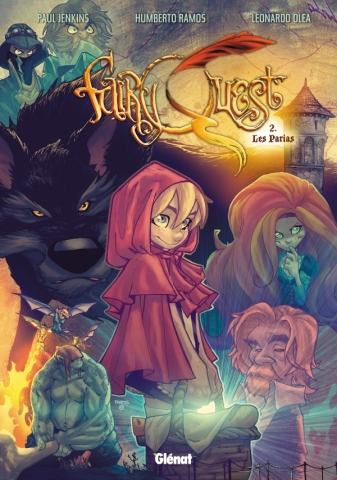 Fairy Quest - Tome 02