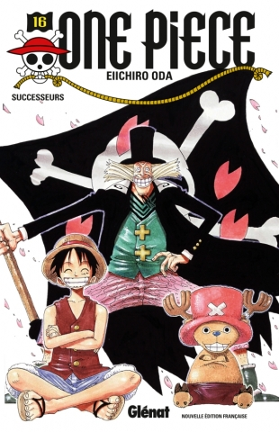 One Piece - Édition originale - Tome 16