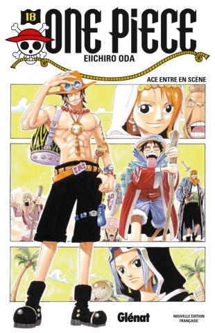 One Piece - Édition originale - Tome 18