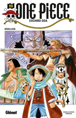 One Piece - Édition originale - Tome 19