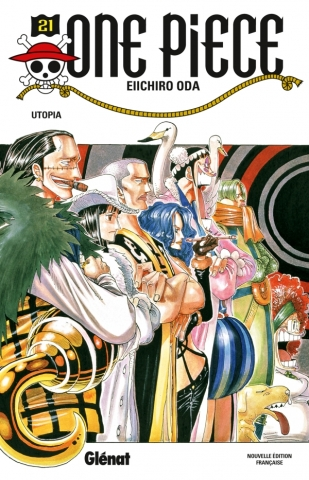 One Piece - Édition originale - Tome 21