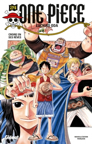 One Piece - Édition originale - Tome 24
