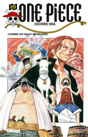 One Piece - Édition originale - Tome 25