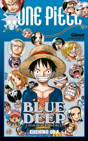 One Piece - Blue Deep