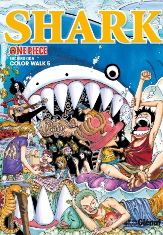 One Piece Color Walk - Tome 05