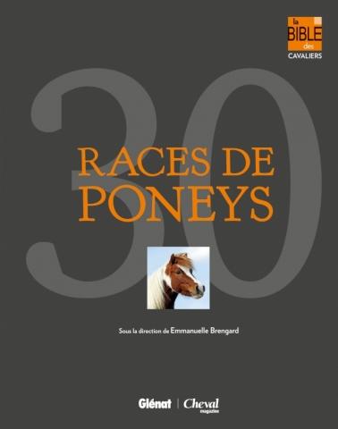 30 races de poneys