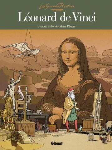 Les Grands Peintres - Léonard de Vinci