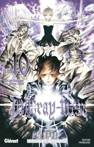 D.Gray-Man - Édition originale - Tome 10