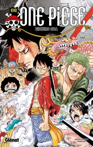 One Piece - Édition originale - Tome 69