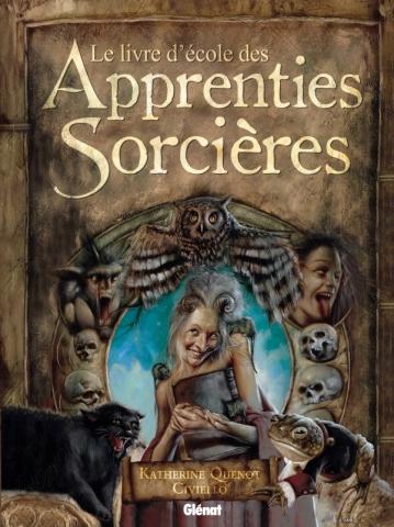 Le livre d'école des Apprenties Sorcières