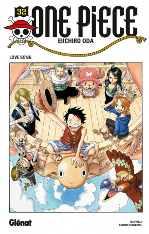 One Piece - Édition originale - Tome 32