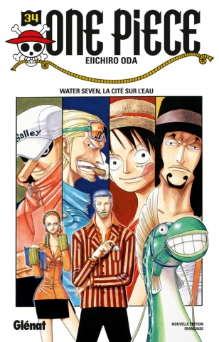 One Piece - Édition originale - Tome 34