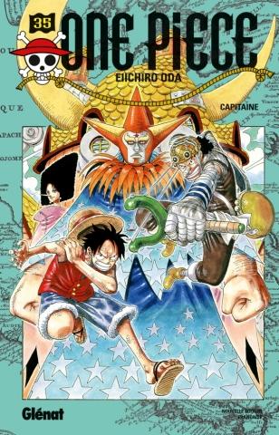 One Piece - Édition originale - Tome 35