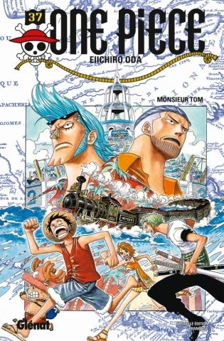One Piece - Édition originale - Tome 37