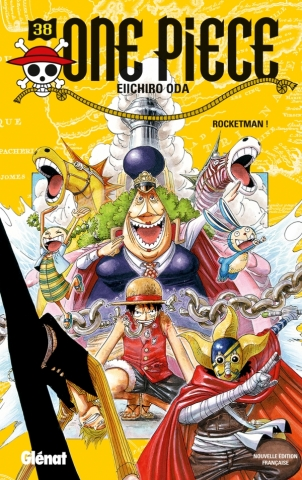 One Piece - Édition originale - Tome 38