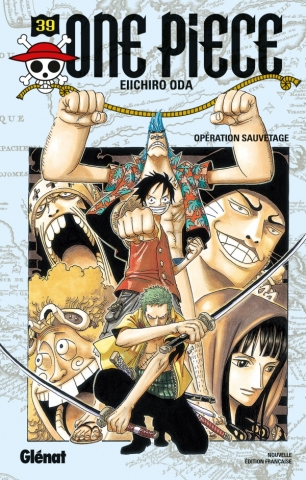 One Piece - Édition originale - Tome 39