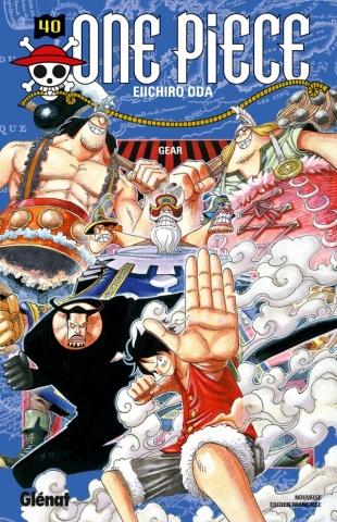 One Piece - Édition originale - Tome 40