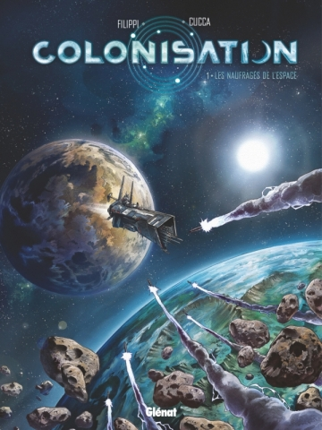 Colonisation - Tome 01