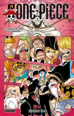 One Piece - Édition originale - Tome 71