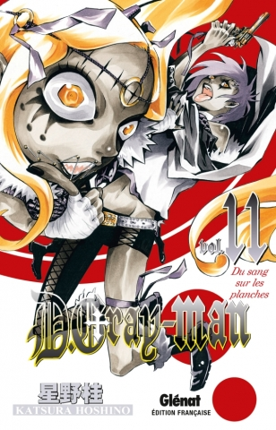 D.Gray-Man - Édition originale - Tome 11