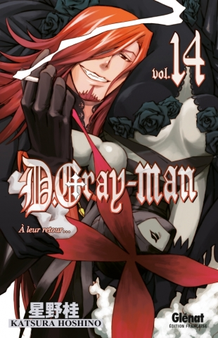 D.Gray-Man - Édition originale - Tome 14