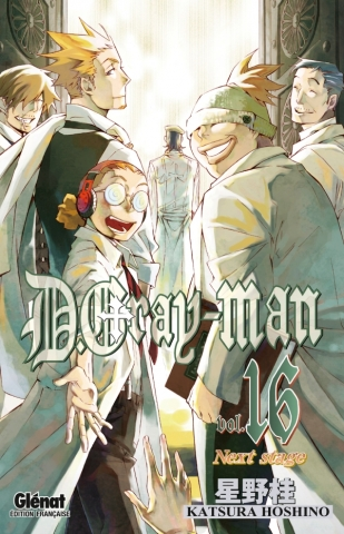 D.Gray-Man - Édition originale - Tome 16