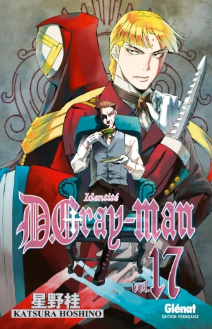 D.Gray-Man - Édition originale - Tome 17