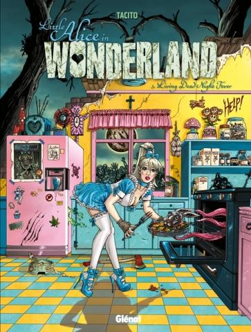 Little Alice in Wonderland - Tome 03