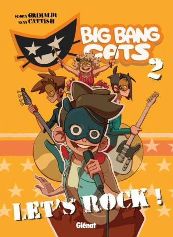 Big Bang Cats - Tome 02