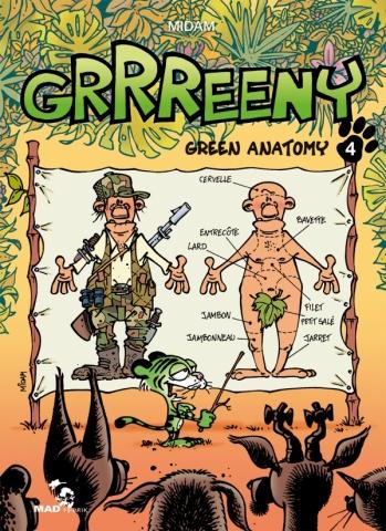 Grrreeny - Tome 04