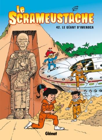Le Scrameustache - Tome 42
