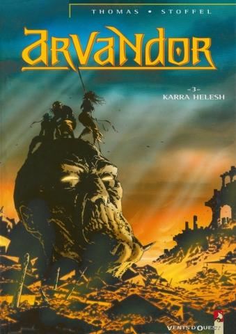 Arvandor - Tome 03