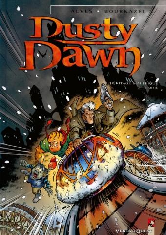 Dusty Dawn - Tome 02