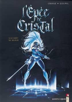 L'Épée de cristal - Tome 05