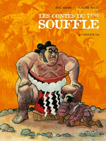 Les Contes du Septième Souffle - Tome 04