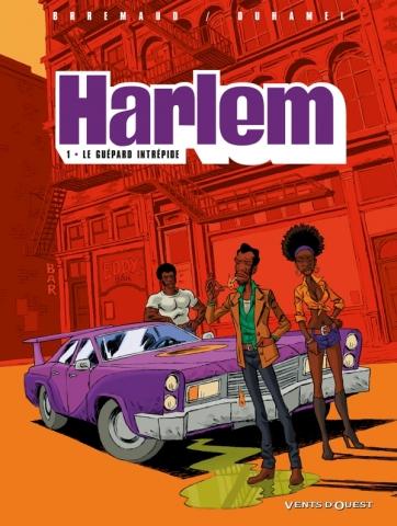 Harlem - Tome 01