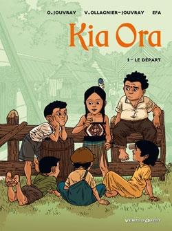 Kia Ora - Tome 01