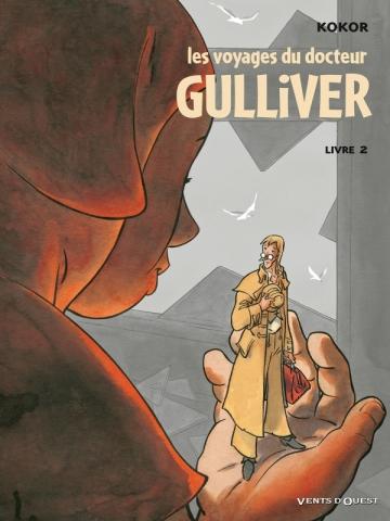 Les Voyages du docteur Gulliver - Livre 02