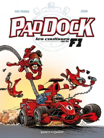 Paddock, les coulisses de la F1 - Tome 01
