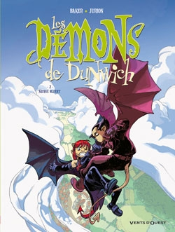 Les Démons de Dunwich - Tome 02