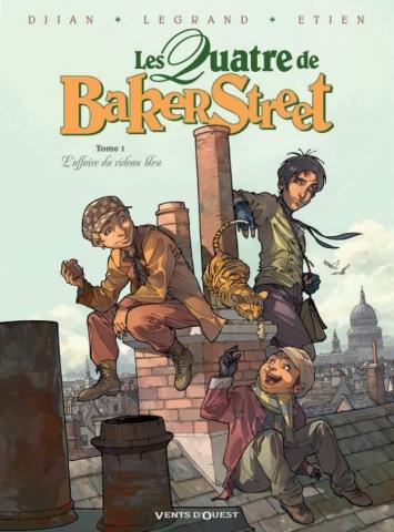 Les Quatre de Baker Street - Tome 01