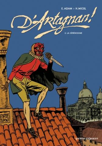 D'Artagnan ! - Tome 02